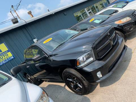2014 RAM Ram Pickup 1500 for sale at Car Barn of Springfield in Springfield MO