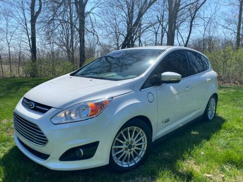 2016 Ford C-MAX Energi for sale at Kenny Vice Ford Sales Inc - USED Vehicle Inventory in Ladoga IN