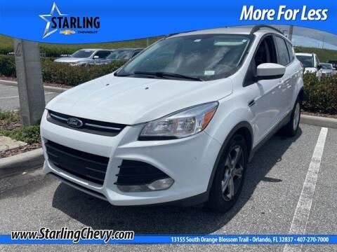 2015 Ford Escape for sale at Pedro @ Starling Chevrolet in Orlando FL