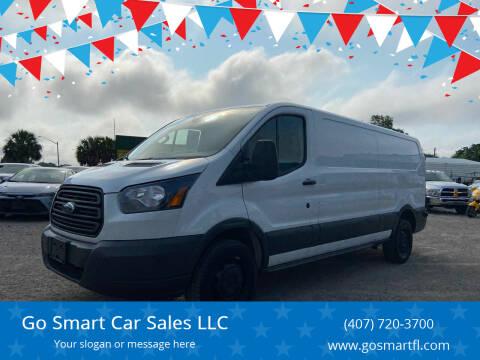 2017 Ford Transit Cargo for sale at Go Smart Car Sales LLC in Winter Garden FL