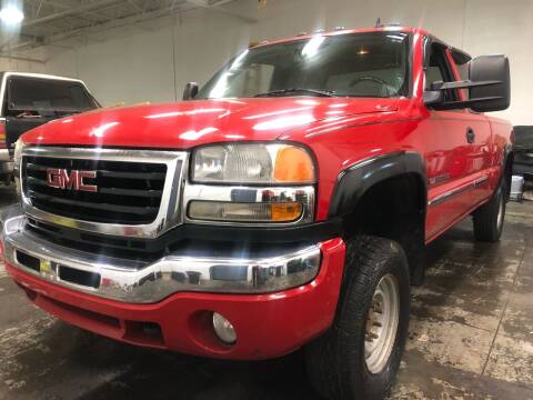2007 GMC Sierra 2500HD Classic for sale at Paley Auto Group in Columbus OH