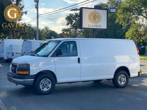 2014 GMC Savana Cargo for sale at Gaven Auto Group in Kenvil NJ