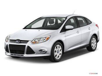 2013 Ford Focus for sale at Econo Auto Sales Inc in Raleigh NC