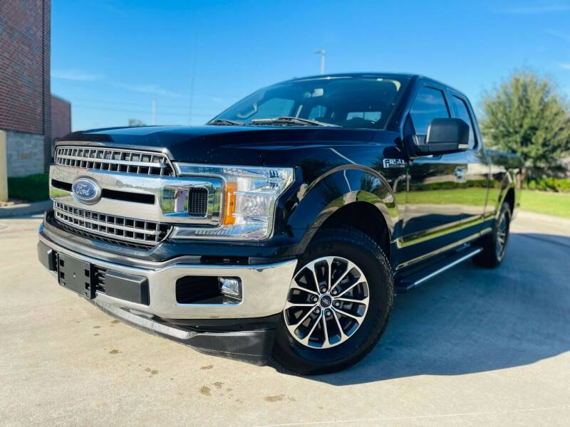 2018 Ford F-150 for sale at AUTO DIRECT in Houston TX