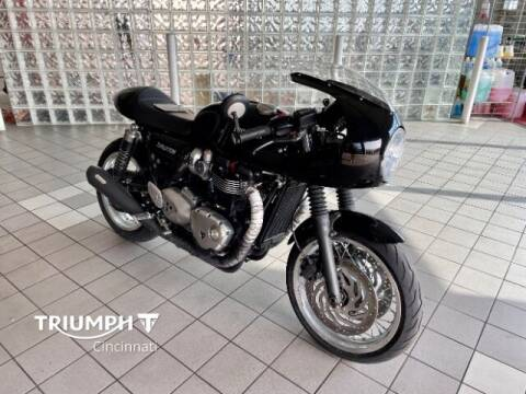 2016 Triumph Thruxton for sale at TRIUMPH CINCINNATI in Cincinnati OH