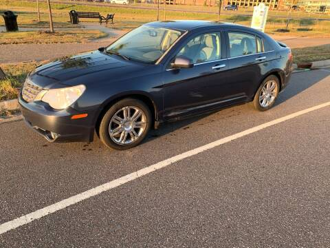 2007 Chrysler Sebring for sale at Major Motors Automotive Group LLC in Ramsey MN