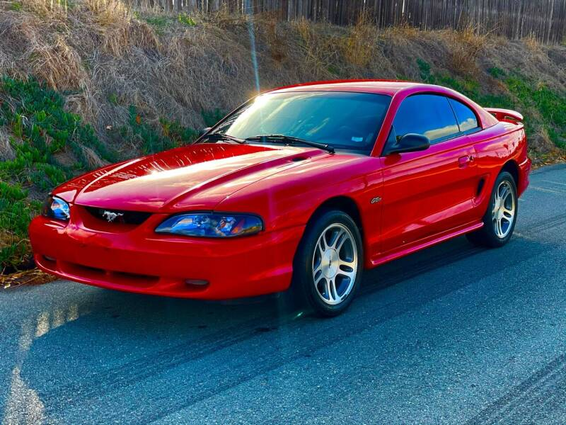 1997 Ford Mustang for sale at Elite Car Center in Spring Valley CA