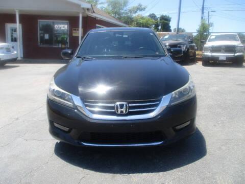 2014 Honda Accord for sale at LOS PAISANOS AUTO & TRUCK SALES LLC in Peachtree Corners GA
