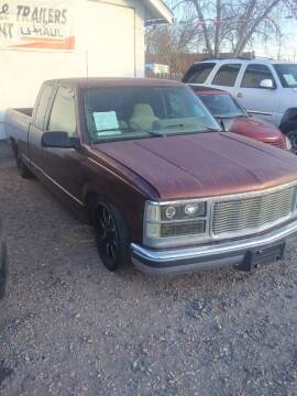 1994 Chevrolet C/K 1500 Series for sale at Good Guys Auto Sales in Cheyenne WY