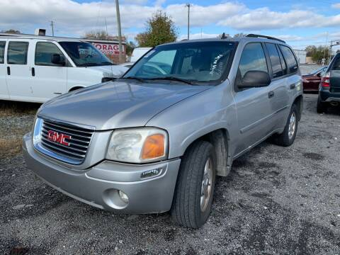 2007 GMC Envoy for sale at Diana Rico LLC in Dalton GA