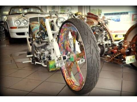 2012 After Hours Chopper Graffiti Bike for sale at The New Auto Toy Store in Fort Lauderdale FL