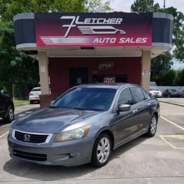 2008 Honda Accord for sale at Fletcher Auto Sales in Augusta GA