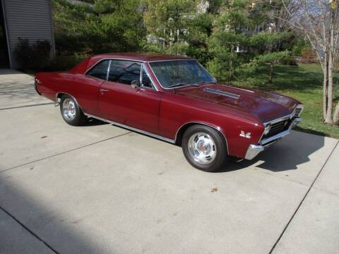 1967 Chevrolet Chevelle for sale at Cars 4 U in Liberty Township OH
