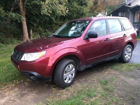2009 Subaru Forester for sale at GDT AUTOMOTIVE LLC in Hopewell NY
