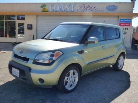 2010 Kia Soul for sale at Coast Motors in Arroyo Grande CA
