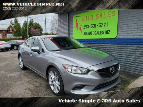 2014 Mazda MAZDA6 for sale at Vehicle Simple @ JRS Auto Sales in Parkland WA