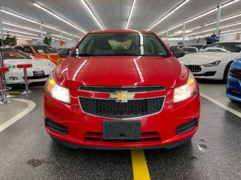 2014 Chevrolet Cruze for sale at Dixie Imports in Fairfield OH