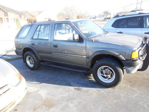 1994 Isuzu Rodeo for sale at Granite Motor Co 2 in Hickory NC