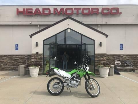 2021 Kawasaki KLX®230 for sale at Head Motor Company - Head Indian Motorcycle in Columbia MO