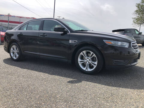 2013 Ford Taurus for sale at Mr. Car Auto Sales in Pasco WA