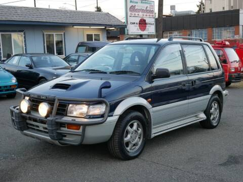 1995 Mitsubishi RVR 4x4 for sale at JDM Car & Motorcycle LLC in Seattle WA
