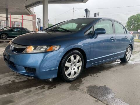 2009 Honda Civic for sale at JE Auto Sales LLC in Indianapolis IN