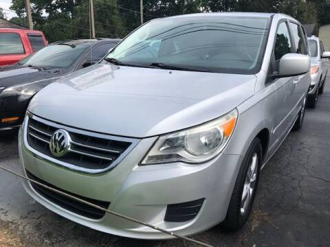 2010 Volkswagen Routan for sale at IDEAL IMPORTS WEST in Rock Hill SC