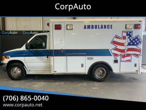 2006 Ford E-Series Chassis for sale at CorpAuto in Cleveland GA