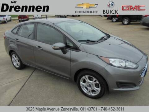 2014 Ford Fiesta for sale at Jeff Drennen GM Superstore in Zanesville OH