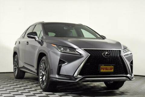 2017 Lexus RX 350 for sale at Chevrolet Buick GMC of Puyallup in Puyallup WA