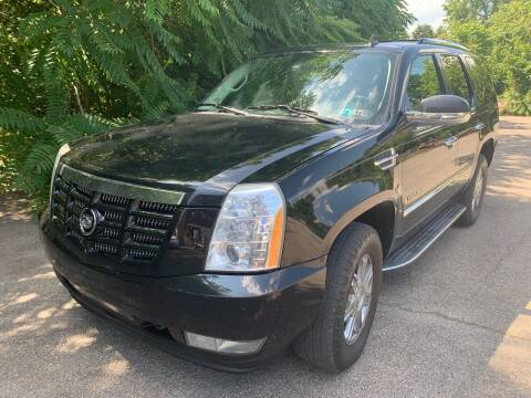 2009 Cadillac Escalade for sale at Trocci's Auto Sales in West Pittsburg PA