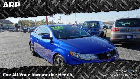 2011 Kia Forte Koup for sale at ARP in Waukesha WI