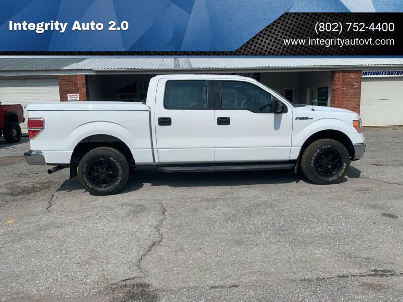 2014 Ford F-150 for sale at Integrity Auto 2.0 in Saint Albans VT