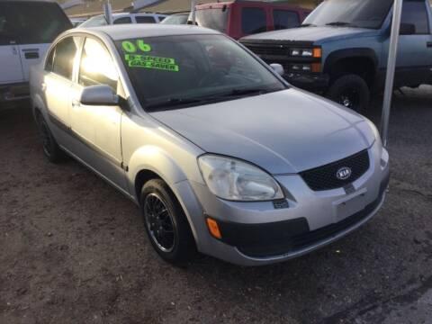 2006 Kia Rio for sale at Small Car Motors in Carson City NV