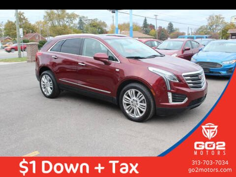 2017 Cadillac XT5 for sale at Go2Motors in Redford MI