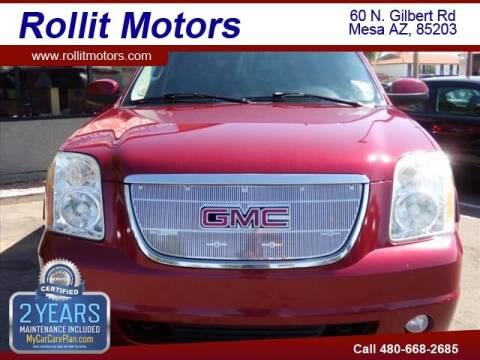 2007 GMC Yukon for sale at Rollit Motors in Mesa AZ