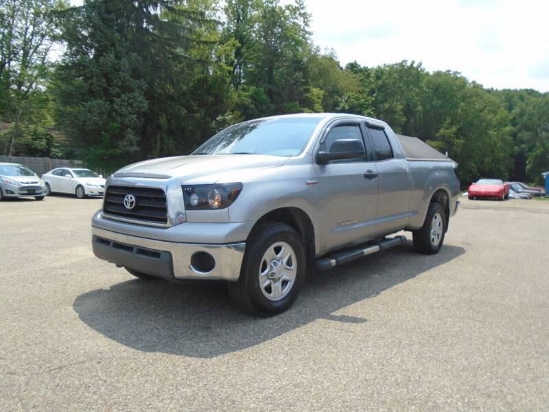 2008 Toyota Tundra for sale at Michigan Auto Sales in Kalamazoo MI