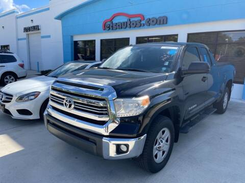 2016 Toyota Tundra for sale at ETS Autos Inc in Sanford FL