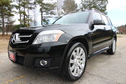 2010 Mercedes-Benz GLK for sale at Oak City Motors in Garner NC