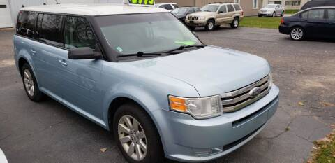 2009 Ford Flex for sale at Van Kalker Motors in Grand Rapids MI