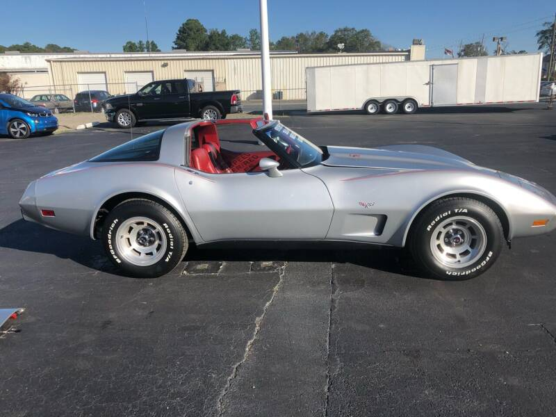 1979 Chevrolet Corvette for sale at Classic Connections in Greenville NC