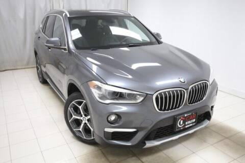 2016 BMW X1 for sale at EMG AUTO SALES in Avenel NJ