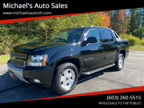 2009 Chevrolet Avalanche for sale at Michael's Auto Sales in Derry NH