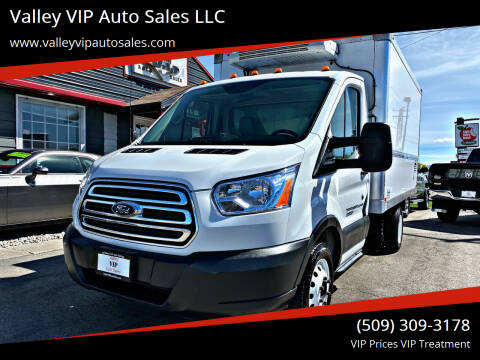 2017 Ford Transit Chassis Cab for sale at Valley VIP Auto Sales LLC in Spokane Valley WA