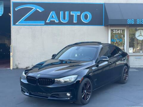 2014 BMW 3 Series for sale at Z Auto in Sacramento CA