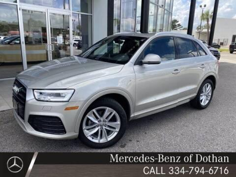 2018 Audi Q3 for sale at Mike Schmitz Automotive Group in Dothan AL
