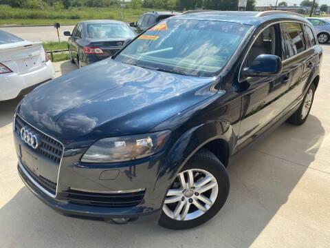 2009 Audi Q7 for sale at Raj Motors Sales in Greenville TX