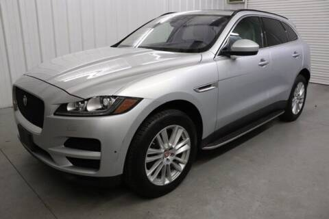 2017 Jaguar F-PACE for sale at JOE BULLARD USED CARS in Mobile AL