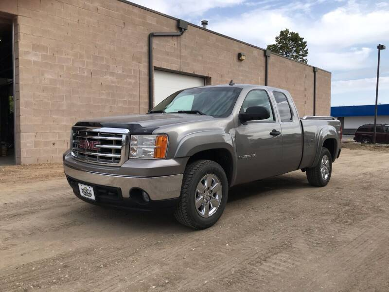 2007 GMC Sierra 1500 for sale at Crown Motor Inc in Grand Forks ND