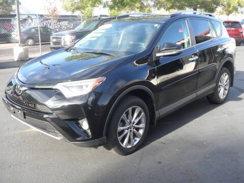 2018 Toyota RAV4 for sale at T & S Auto Brokers in Colorado Springs CO